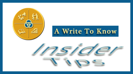 A Wrote To Know Insider Tips