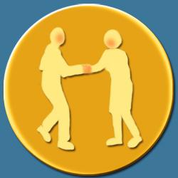 Relationship Marketing Button