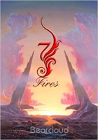 7 Fires book cover