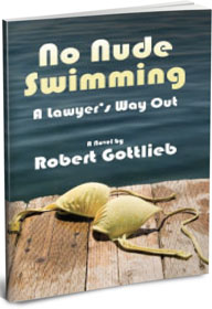 No Nude Swimming book cover