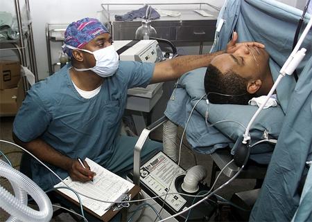 Hospital, Operation