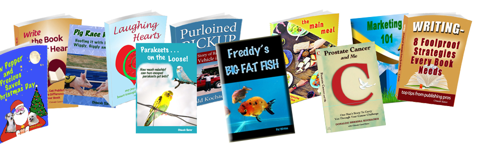 Book Covers Banner